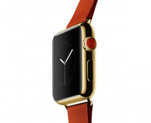 Gold Apple iWatch