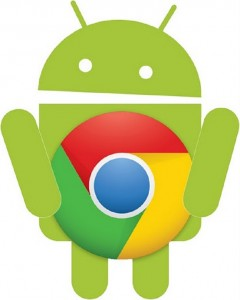 Android and Chrome Merge
