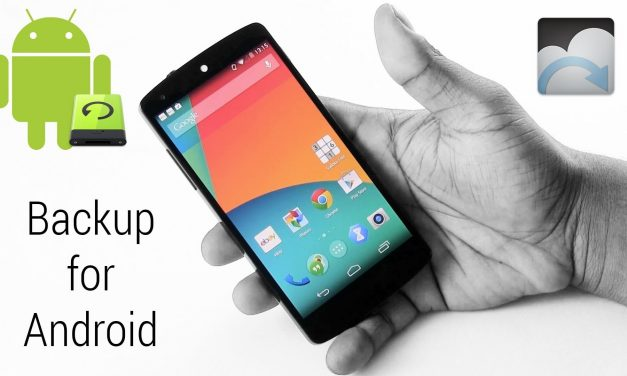 Backup Android Phone to Google Account
